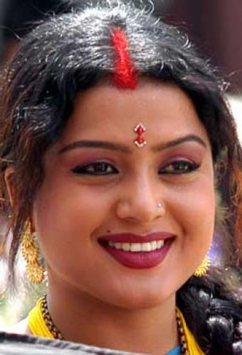 Rekha Thapa a Nepali actress and film producer
