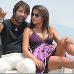 Rekha Thapa and Ayush Rijal
