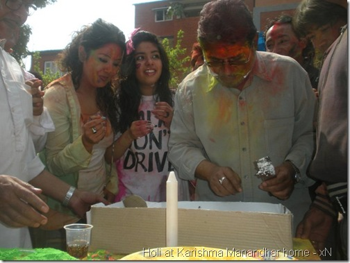 holi at karishma manandhar house_060