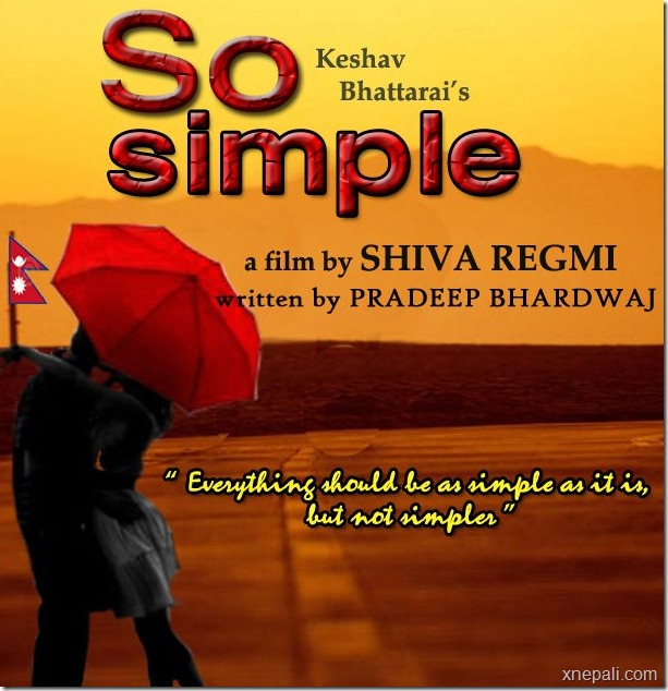 So_simple_keshav_bhattarai
