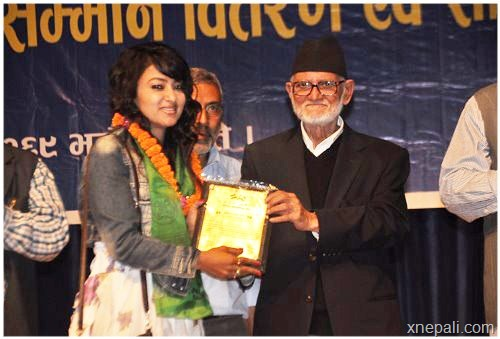 jharana_thapa_awarded