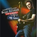 Final preparation of Bryan Adams concert