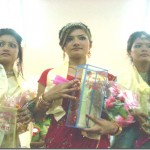 Who is Miss Lumbini ?