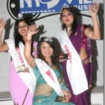 Shristi became Miss Teen, 2066
