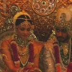 Aishwarya Rai and Abhishek Bachchan's marriage photos
