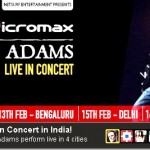 Delhi concert of Bryan Adams canceled