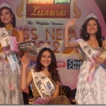Shristi Shrestha crowned Miss Nepal 2012