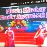 Music Khabar Music Award 2012 – unknown winners