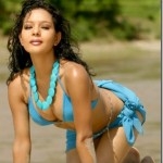 Poojana Pradhan's bikini photos removed