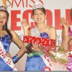 Miss Ecollege 2011 is Dikshya Shrestha