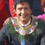 Rajesh Hamal says he wishes to be the Prime Minister