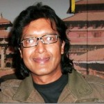 Rajesh Hamal flying to the US today