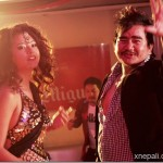 First Look of Nepathya released, Sushma Karki in an item dance