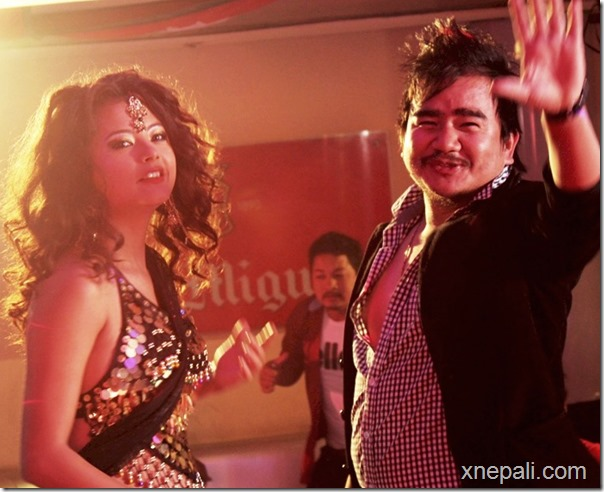 sushma karki and wilson bikram - nepathya