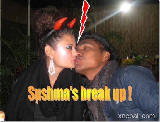 sushma karki breakup