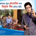 Rajesh Hamal featured in US Embassy PSA for visa fraud awareness