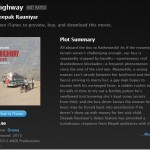 Highway available for $10 in iTunes