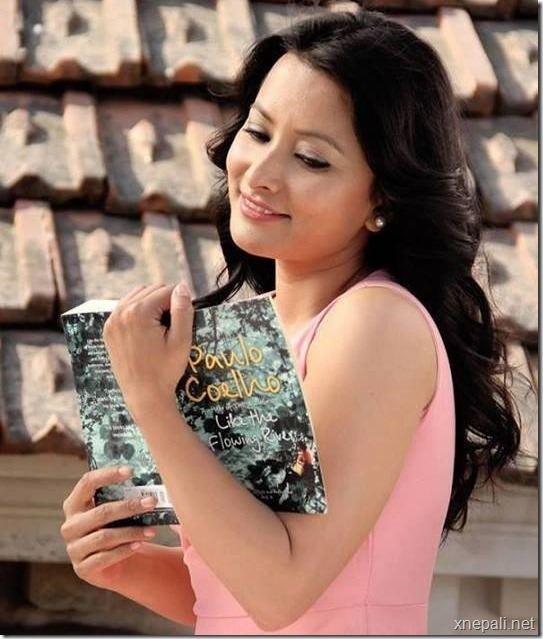 namrata shrestha in november rain