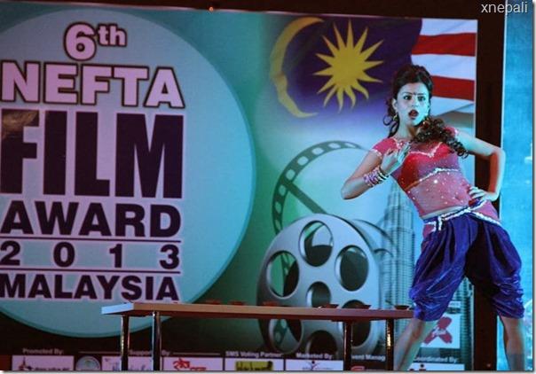 nefta film award dance