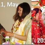 Pooja Chand 'officially' marries Raju Lama