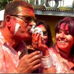 Karishma Manandhar organizing Holi party again