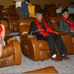 5 star movie theater inaugurated by MaHa and Nisha Adhikari