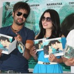 Namrata and Aryan launched November Rain audio