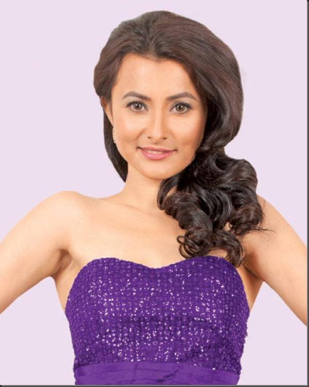Namrata Shrestha went through a surgery, halted shootings