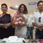 Karishma Manandhar inaugurates Neelima's Fashion Studio