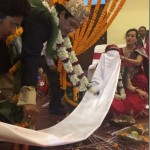 Rajesh Hamal and Madhu Bhattarai marriage photos (updates)