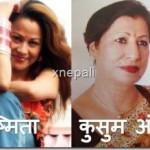 Female writers in Nepali film industry