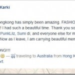 Priyanka Karki lost passport and misses her Australia program