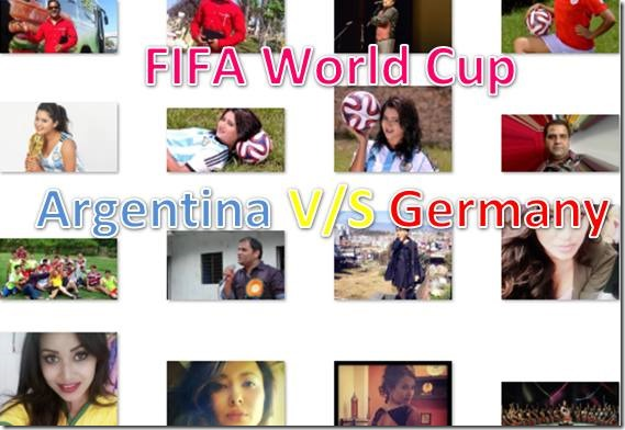 Plans of Nepali celebrities on the World Cup Final day