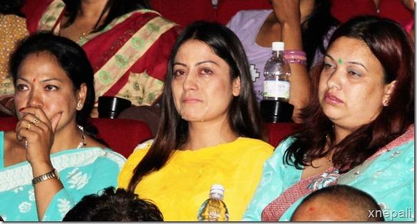 Sweta Khadka watches Kohinoor, cried all the time
