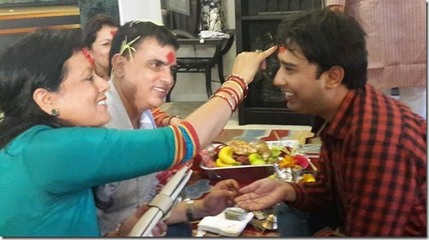 MaHa celebrated Dashain in USA
