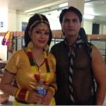 Karishma Manandhar performed in Dashain Tihar Party in UK