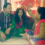 Deepawali, Laxmi Puja 2014 Photos of Nepali film artists (update)
