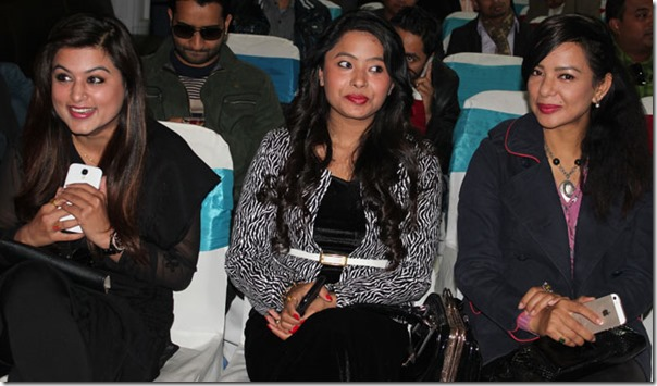 Silver Jubilee in film industry and birthday of Chhabi Raj Ojha celebrated