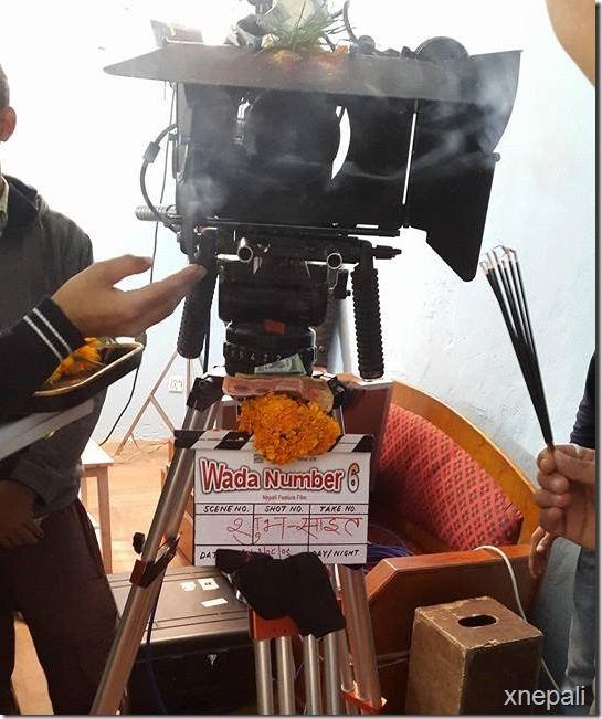 Wada Number 6 to become the new Chha Ekan Chha, shooting starts