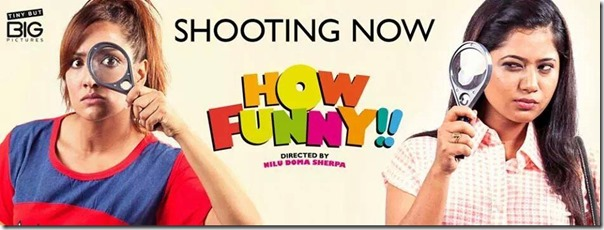 How Funny, shooting starts