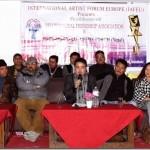 Nepali Film Award Ceremony to be held in Belgium