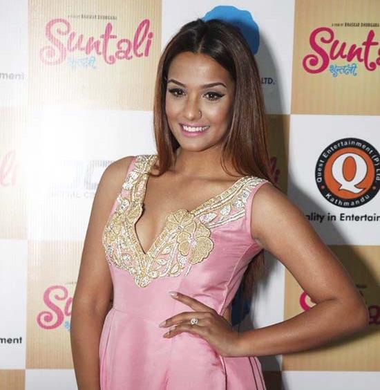 Suntali premier show held in Kumari
