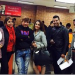 Artists arrive in Malaysia for Ncell event