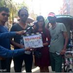 Bindaas 3 shooting starts, another team up of Raju Giri and Suvekshya Thapa