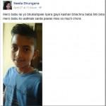 Neeta Dhungana lost her nephew to earthquake