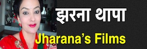 jharana thapa films