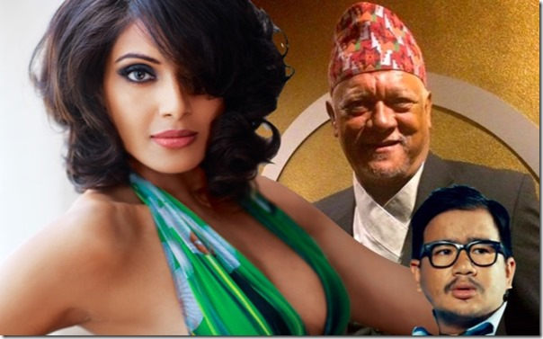 sunil thapa and wbr in bipasha basu bollywood film
