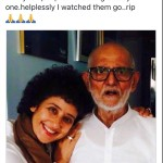 Celebrities wish the soul of Sushil Koirala rest in peace