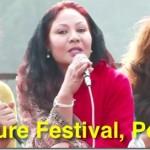 Rekha Thapa , Gauri Malla, Richa Sharma, Rajesh Hamal and Dayahang Rai talk movies in Literature festival in Pokhara (video)