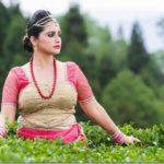Sanchita Luitel regained weight again, Radha shooting photos